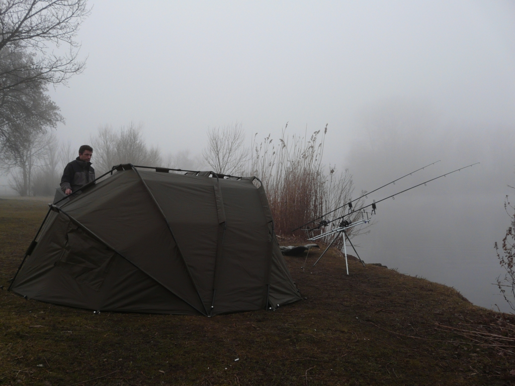 op hoop van zegen camping